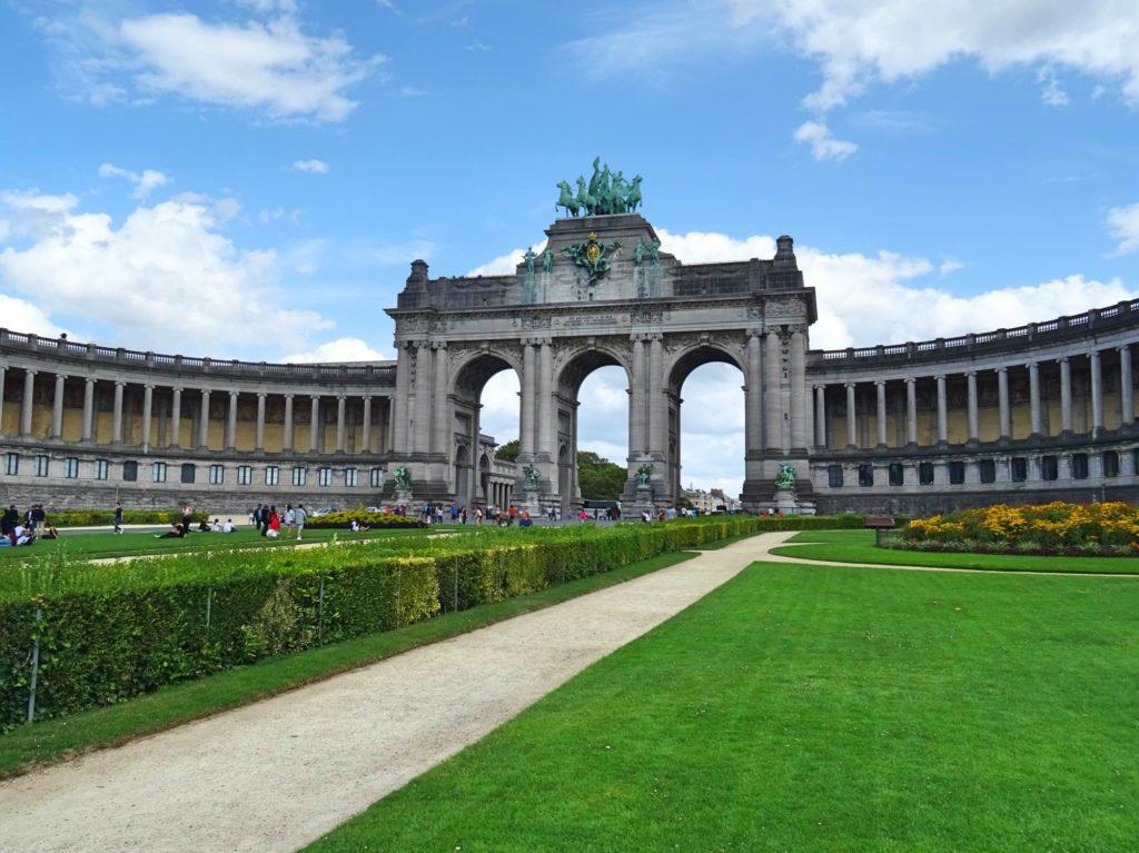 ブリュッセルの凱旋門