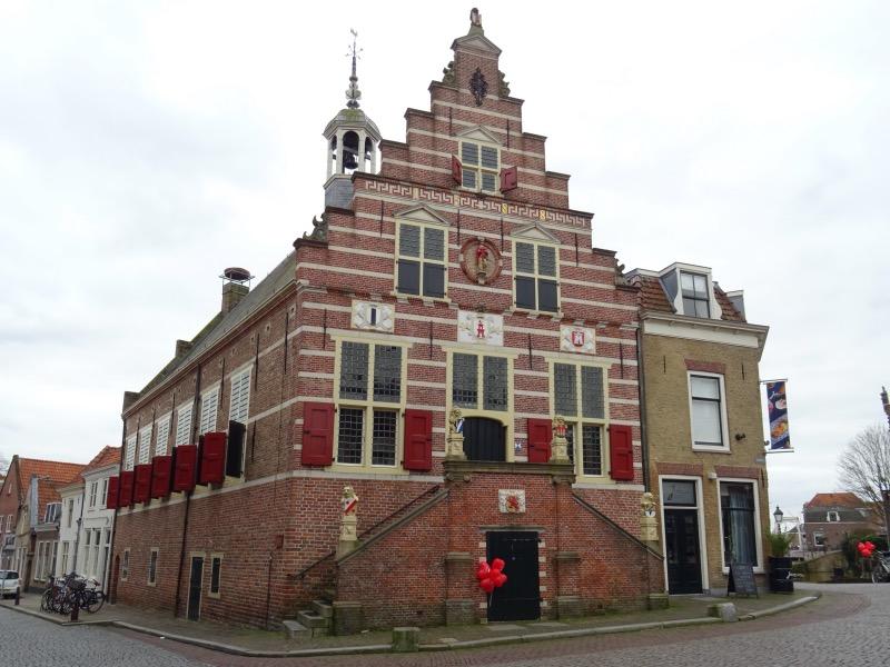 アウデワーター旧市庁舎